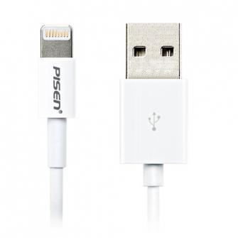 USB кабель Lightning Pisen для зарядки и синхронизации