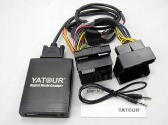 MP3 USB адаптер Yatour YT-M06 OPEL
