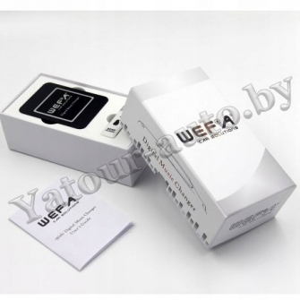 Wefa WF-606 Nis MP3 USB Bluetooth адаптер для NISSAN