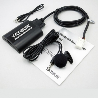 Адаптер Bluetooth AUX Yatour YT-BTA TOY2 для LEXUS (Bluetooth / AUX)