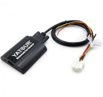 Адаптер Bluetooth AUX Yatour YT-BTA NIS для INFINITI (Bluetooth / AUX)
