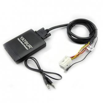 MP3 USB адаптер Yatour YT-M06 12-Pin Audi VW12
