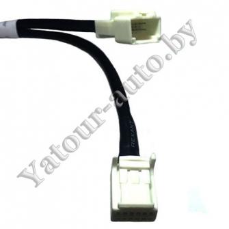 MP3 USB адаптер ТРИОМА HoST-Flip для Lexus Тип 6+6