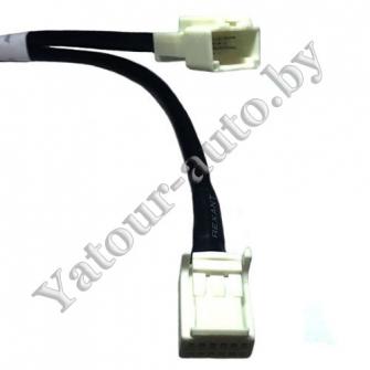 MP3 USB адаптер ТРИОМА HoST-Flip для Toyota Тип 6+6