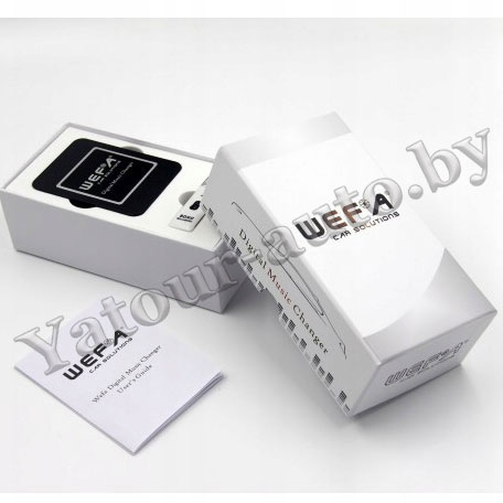 Wefa WF-606 VW8  MP3 USB Bluetooth адаптер для VOLKSWAGEN 8pin
