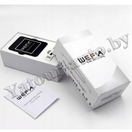 Wefa WF-606 Hon2 MP3 USB Bluetooth адаптер для Honda