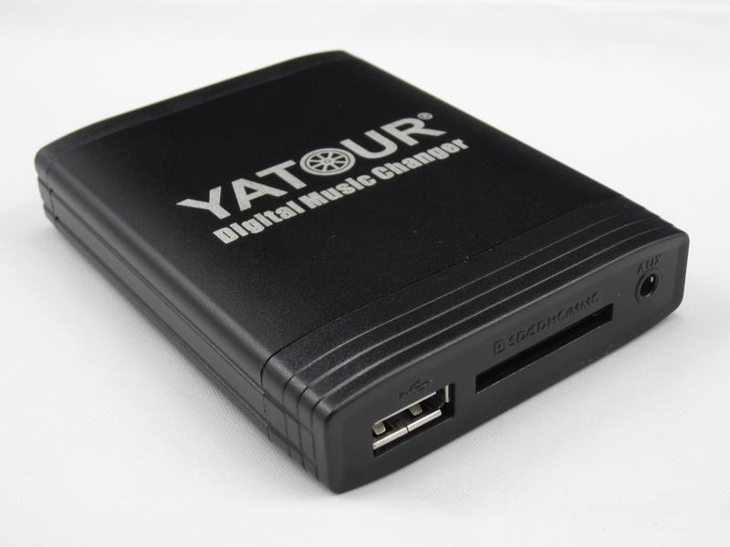 MP3 USB адаптер Yatour YT-M06 Suzuki SUZ1