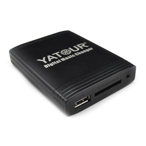 MP3 USB адаптер Yatour YT-M06 CLAR для SUBARU (USB / SD / AUX)