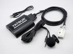 Адаптер Bluetooth AUX Yatour YT-BTA VW12 для AUDI (Bluetooth / AUX)