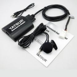 Адаптер Bluetooth AUX Yatour YT-BTA TOY2 для TOYOTA (Bluetooth / AUX)
