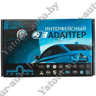 MP3 USB адаптер ТРИОМА Multi-Flip для Mazda