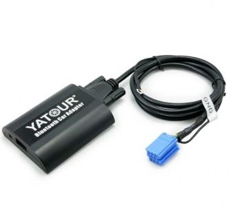 Адаптер Bluetooth AUX Yatour YT-BTA VW8 для VOLKSWAGEN (Bluetooth / AUX)