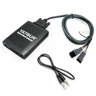 MP3 USB адаптер Yatour YT-M06 BMW4
